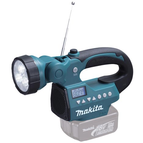 Makita BMR050 radio light