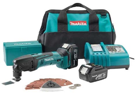 Makita lxmt025 multitool