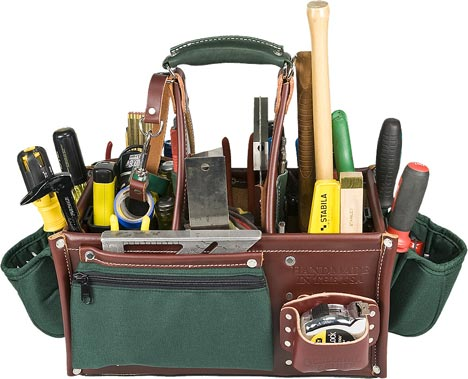 Occidental Leather 5588 tool tote