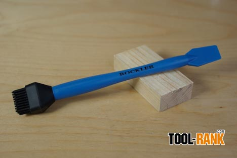 Rockler Silicone Bursh