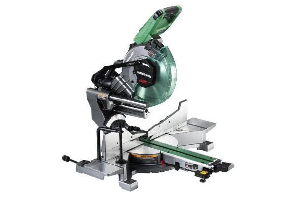 Metabo HPT MultiVolt MiterSaw