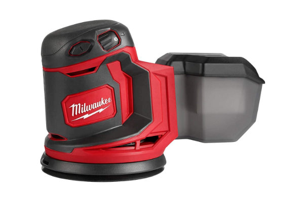 Milwaukee Cordless Random Orbital Sander
