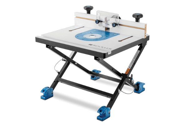 Rockler Benchtop Router Table