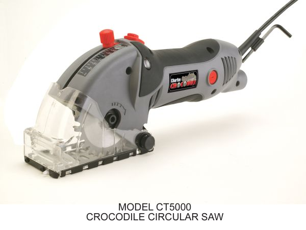 Clarke Crocodile 3 1 4 Inch Circular Saw Tool Rank Com