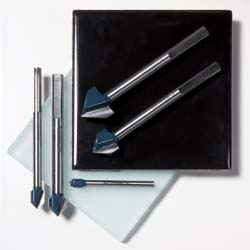 bosch glass & tile bits