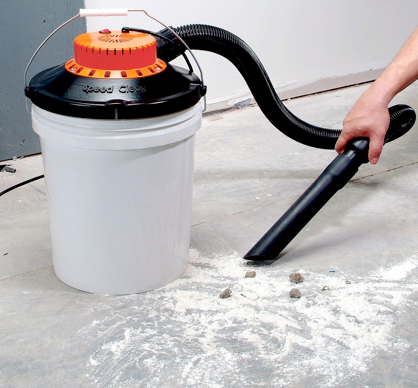 bucketvac speedclean