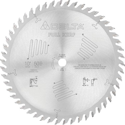 delta full kerf saw blade