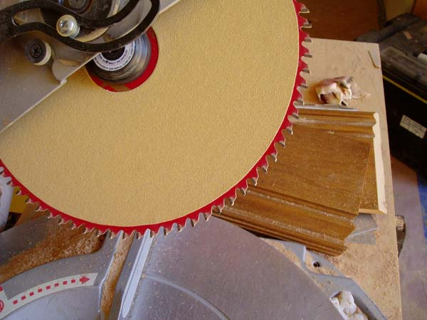 Final Cut Abrasive Disk Setup