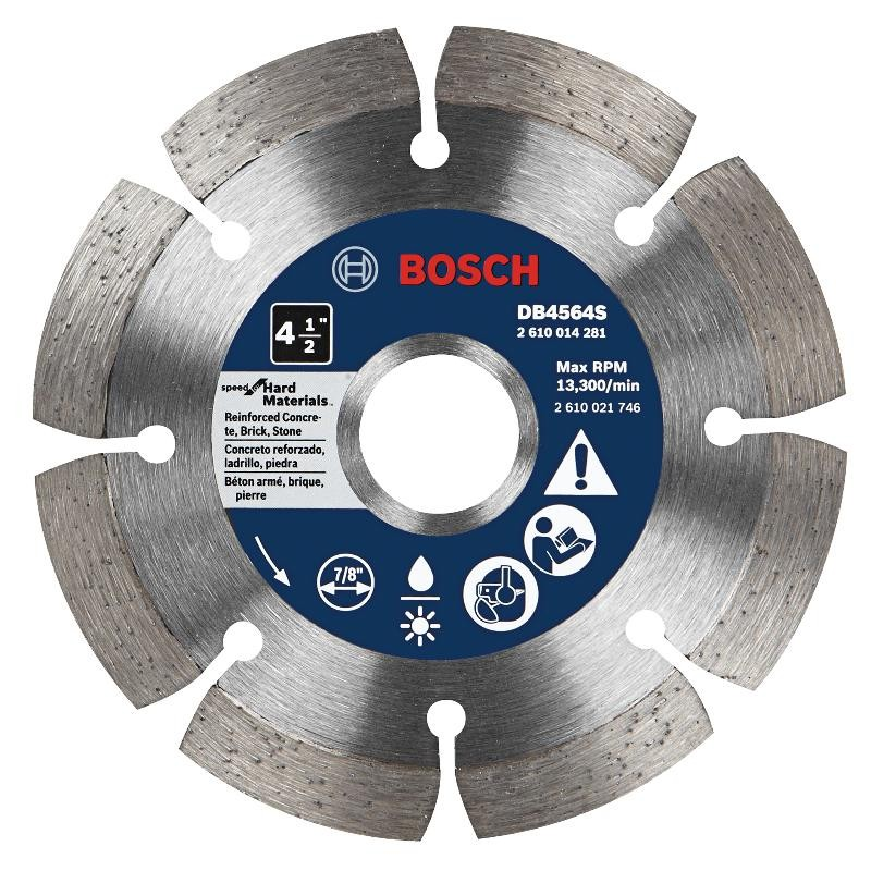 Bosch Diamond Blades From 4 To 14 Inches Tool Rank Com