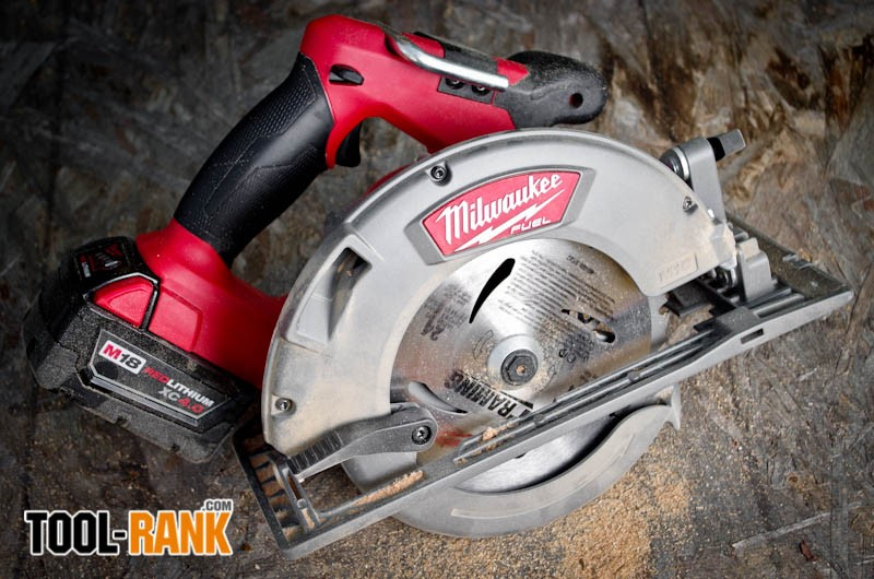 Review milwaukee 2731 m18 fuel 7 14 cordless circular saw tool milwaukee 2731 21 m18 fuel brushless 7 14 circular saw greentooth Images