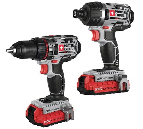 Porter-Cable Announces New 20V Max Lithium-Ion Drill And