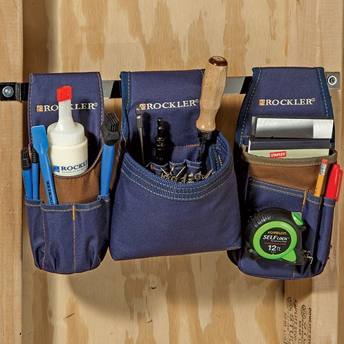 New Tool Pouches And As From Rockler