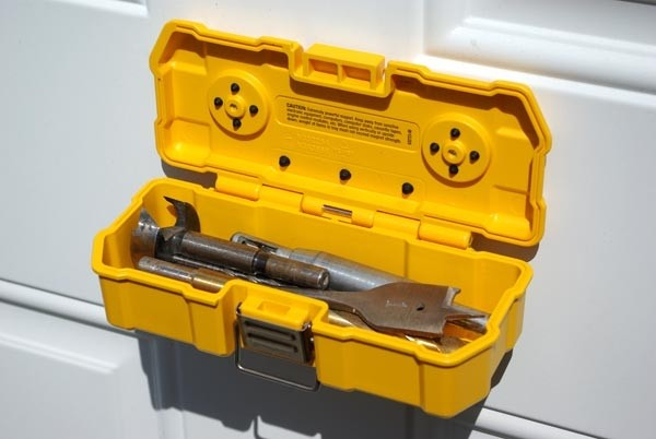 Dewalt Magnetic Toughcase Review Tool Rank Com