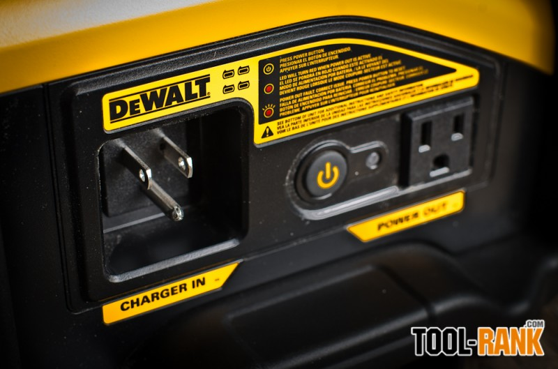 DeWalt Power Station Inverter