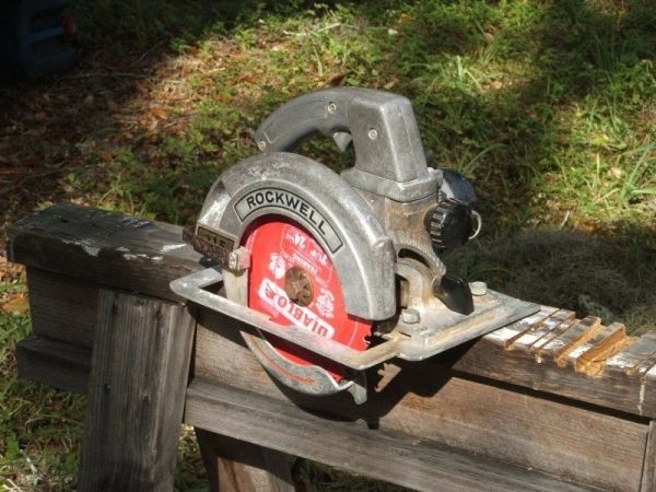 Tool rank community blog tool rank old rockwell circular saw model 315 greentooth Images