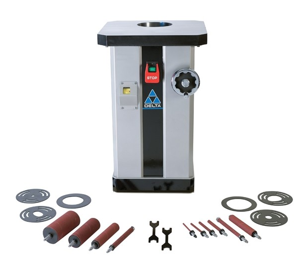 Delta Expanding Line With Four New Sanding Machines Tool