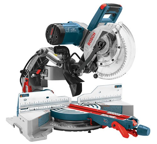 Bosch comes out with 10 inch axial glide dual bevel miter saw tool bosch cm10gd axial glide miter saw greentooth Gallery