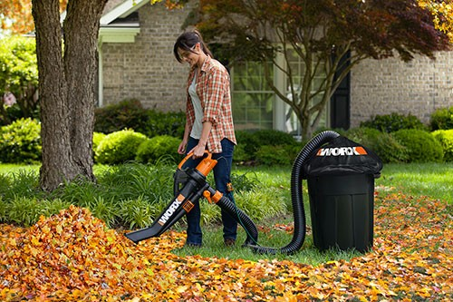 Worx Leafpro Makes Fall Clean Up A Breeze Tool Rank Com