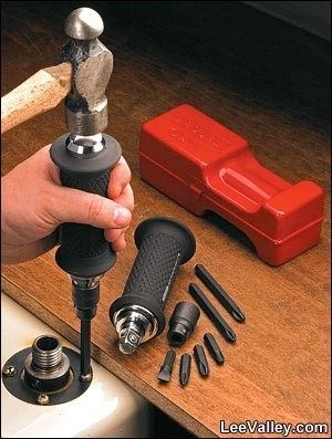 Have A Seized Screw The Hand Impact Is The Right Tool For