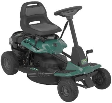 Weed Eater One Riding Lawn Mower We261