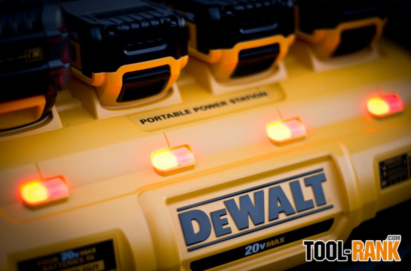 Dewalt Dcb1800 Portable Power Station And Parallel Battery
