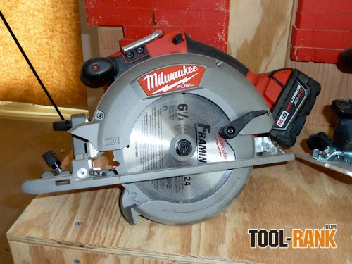 Milwaukee M18 Fuel Brushless Circular Saw