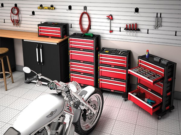 Keter Comes Out With Modular Tool Chest System Tool Rank Com