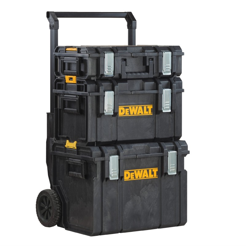 Delta Tool Box >> DeWalt Expands ToughSystem With New Boxes And Wall Rack System - Tool-Rank.com