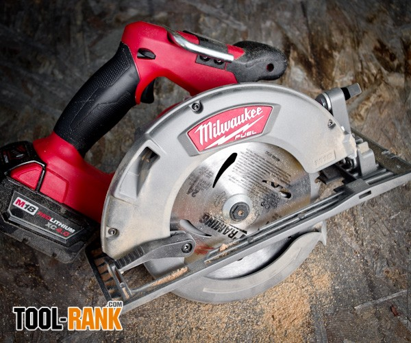 Review milwaukee 2731 m18 fuel 7 14 cordless circular saw tool milwaukee m18 fuel cordless saw review greentooth Image collections