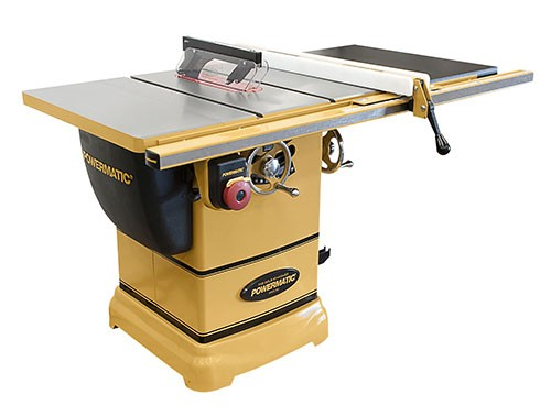 Powermatic S Pm1000 Is A Full Size Cabinet Saw At 115v