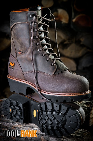 Timberland Pro Rip Saw Logger Boots Review Tool Rank Com