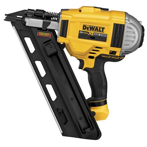 Dewalt Announces New Gas Free Cordless Framing Nailer