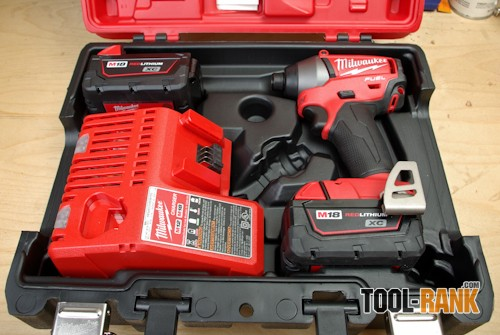 Milwaukee 2653-22 M18 Fuel Brushless Impact Driver Review