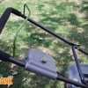 Cordless Push Mower Handle and Start Button