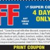 Rare Harbor Freight 25% off Coupon Code