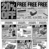 Memorial Day 2016 Harbor Freight Coupon Book