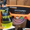 Generac SpeedWash included oil