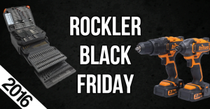 Rockler Black Friday 2016