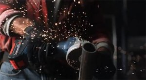 The Art Of Bosch Tools In Slow Motion