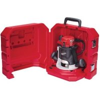 Power Tools Milwaukee 5615-21 1-3/4 Max HP BodyGrip Router Kit Reviews