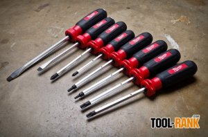 Milwaukee General Purpose Screwdriver Set