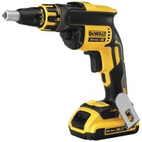 DeWalt brushless drywall screwdriver