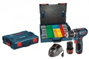 Bosch Ultra Compact 3/8-Inch Drill And Two L-BOXX Cases Under $100