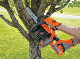 Black+Decker LCS1240 40V MAX Lithium Chainsaw
