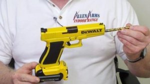 Leaked Photos Of The New 12V DeWALT Drill Gun?