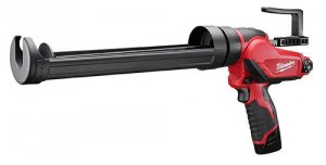 Milwaukee 2444-21 Cordless Caulking Gun