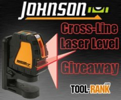 Johnson Laser Giveaway