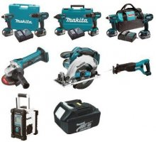 Makita Free Bare Tool Or Battery