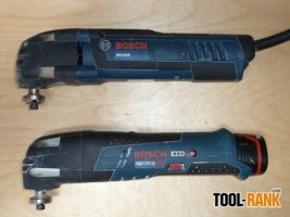 Review: Bosch Corded & Cordless Multi-X Oscillating Tools