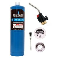BernzOmatic Trigger-Start Plumbing Kit